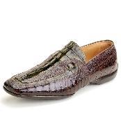 Olive Crocodile