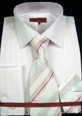 Shirt Tie and Hankie Set - Pink $65