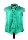 Tie Set Emerald $49
