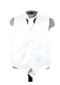 Tie Set white $49