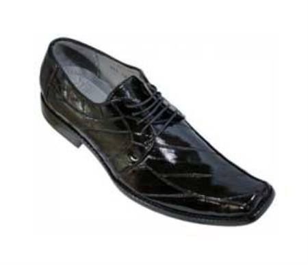 All-Over Genuine Eel Shoes