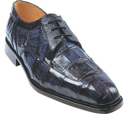 SKU#KA947 Belvedere Susa - Navy Crocodile ~ Alligator  $489