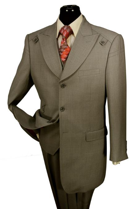 SKU#KA1159 Mens 3 Piece Fashion, Wide Leg $225