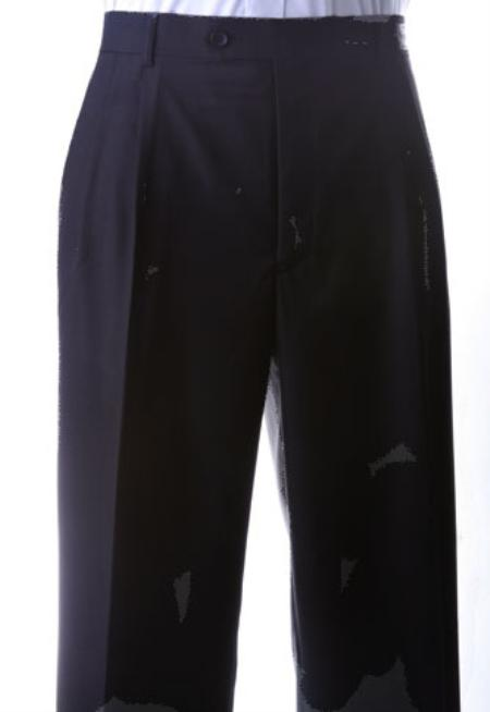 MensUSA.COM Mens Super 150s Extra Fine Dress Pants(Exchange only policy)