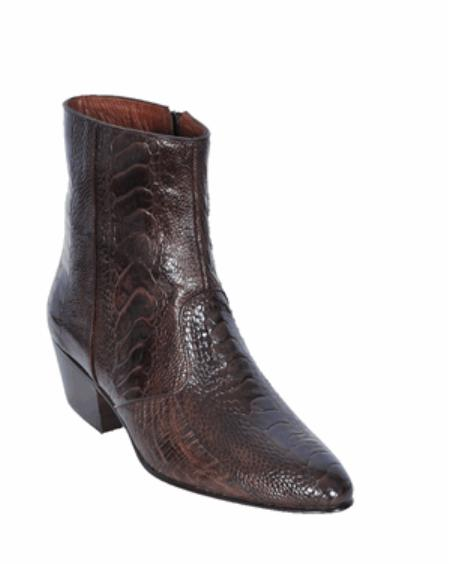 SKU#KA1200 Los Altos Leg European Style Dress Boot