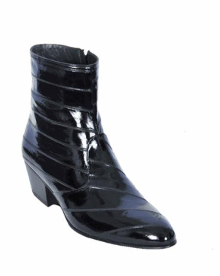SKU#KA11206 Los Altos Eel European Style Dress Boot $257