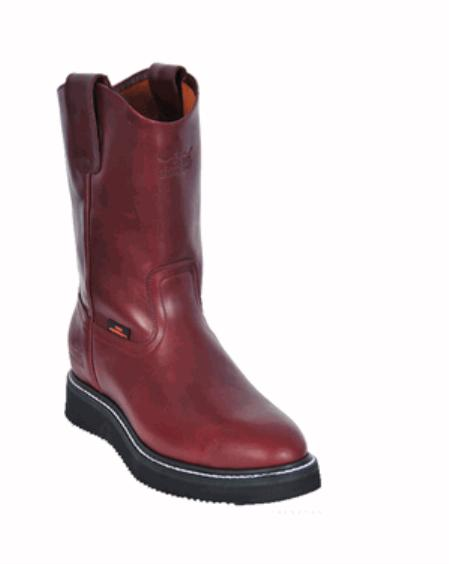 SKU#KA11209 Mens Los Altos Grasso Nappa Work Boot $139