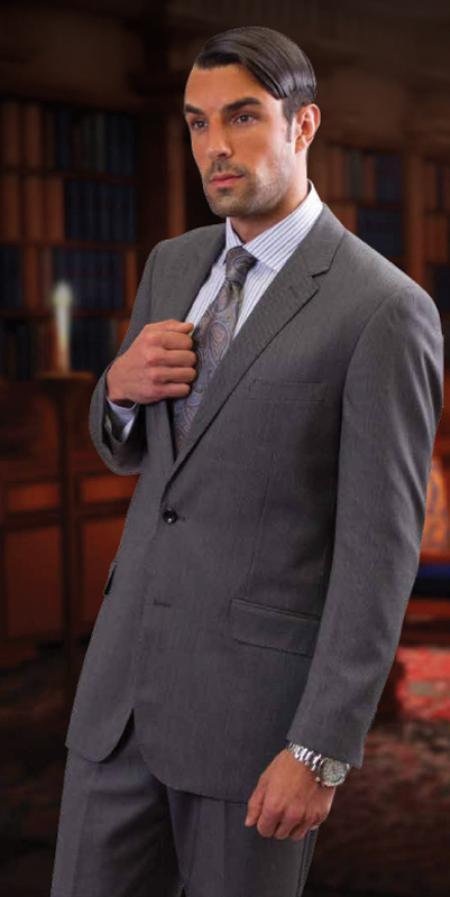 Haspel Poplin Suit