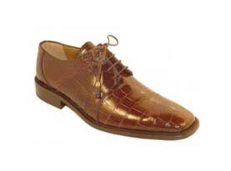 SKU#KA1381 Ferrini Genuine Alligator Shoes $569