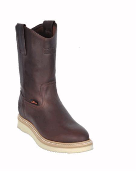 SKU#KA11208 Mens Los Altos Brown Boot $107