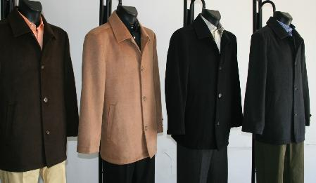 SKU#OC2814 Pea Coat Style Black, Brown, Charcoal, Camel $199