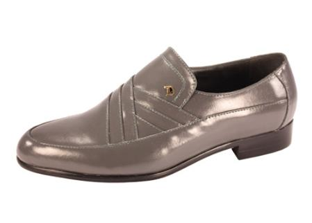 SKU#LV5634 Mens Smooth Leather Upper Shoes Available on Black, Grey, Brown $99
