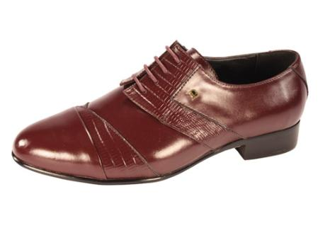 SKU#VP3402 Mens Smooth leather Shoes Available on Black, Brown $99