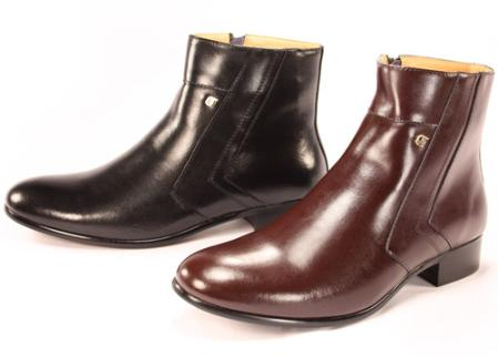 SKU#TH7902 Stylish Mens Boot Available in Black & Brown $99