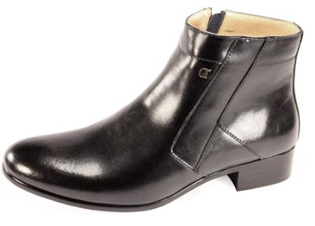 SKU#HZ372 Mens Luxury Black Boot $99