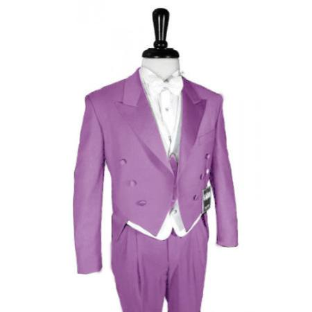 "SKU#LVD654 Super 150's Lavender Peak Tailcoat Pre Order Collection ""Delivery in 30 days"" $795"