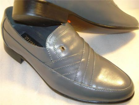 SKU#BWH1123 Dress and Comfort Shoes in Black & White $99