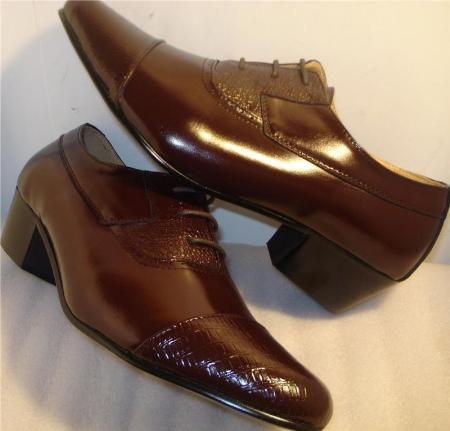 SKU#BWRN522 Casual & Comfort Shoes in Brown $99