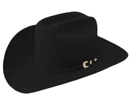 SKU#BKL9922 Stetson 30X Felt Hat Black $550