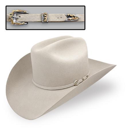 SKU#BEL9201 Stetson Silverbelly 20X Felt Hat $389