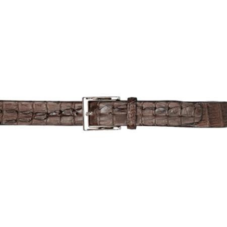 Brown Hornback Belt