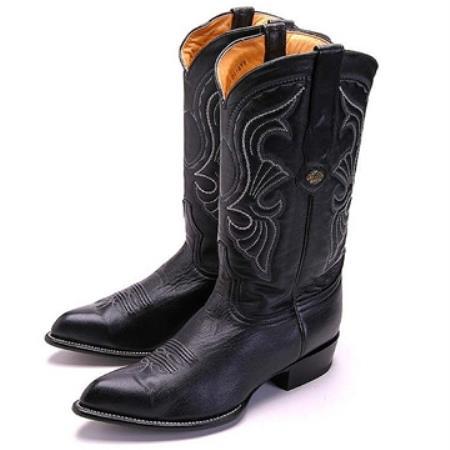 J-Toe Boot
