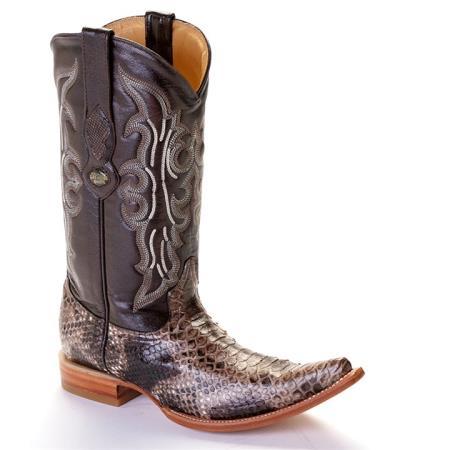 Python ~ Snake Western