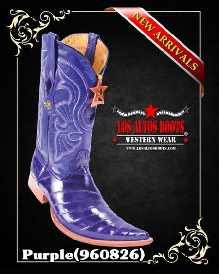 Eel Mens Western Cowboy