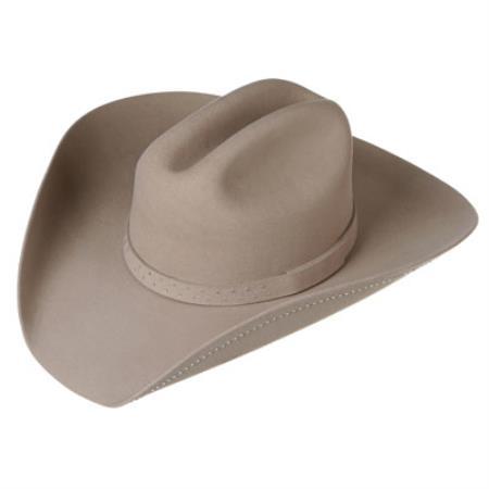 Buck Frost Felt Cowboy Hats