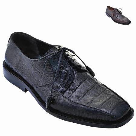 Belly Combination Oxford Shoe