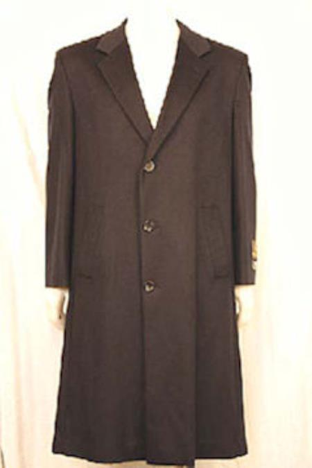 """47"""" Long Wool Cashmere"""