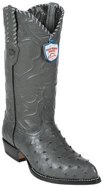 MensUSA.com Wild West Grey Full Quill Ostrich Cowboy Boots(Exchange only policy) at Sears.com