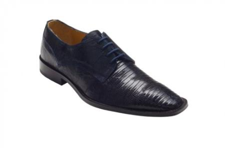 """Torino"" Navy Genuine All-Over"