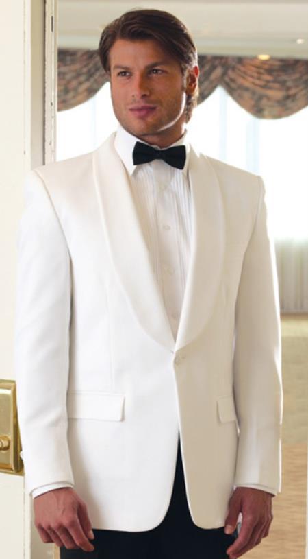 Polyester White jacket