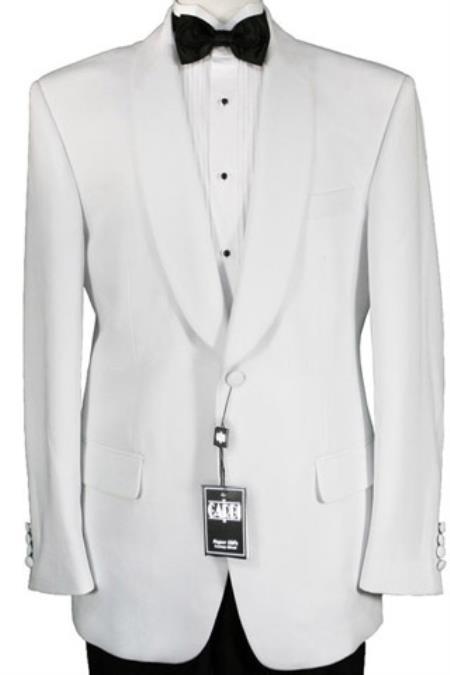 white microfiber jacket