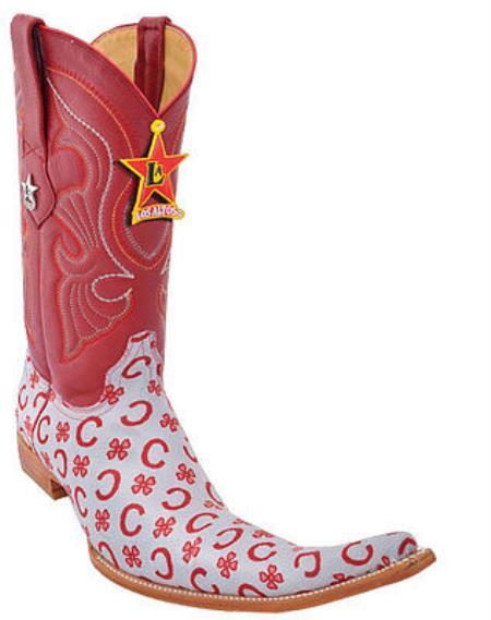 Guy Wearing Red Cowboy Boots Pictures to Pin on Pinterest - PinsDaddy