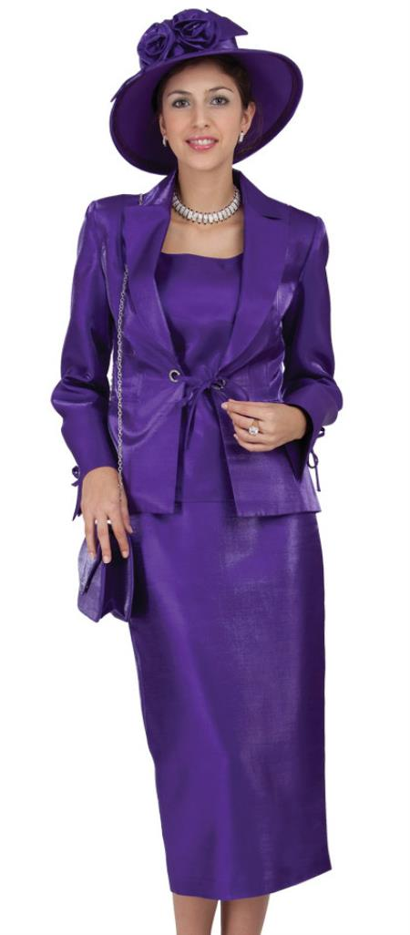 MensUSA.com Women Dress Set Purple(Exchange only policy) at Sears.com
