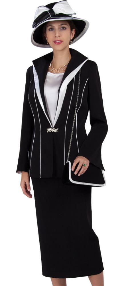MensUSA.com Women Dress Set Black/White(Exchange only policy) at Sears.com