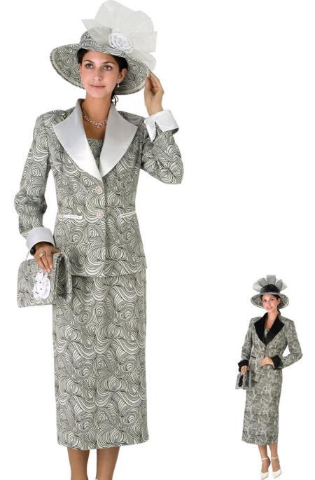 MensUSA.com Women Dress Set Black/White, White/Black(Exchange only policy) at Sears.com