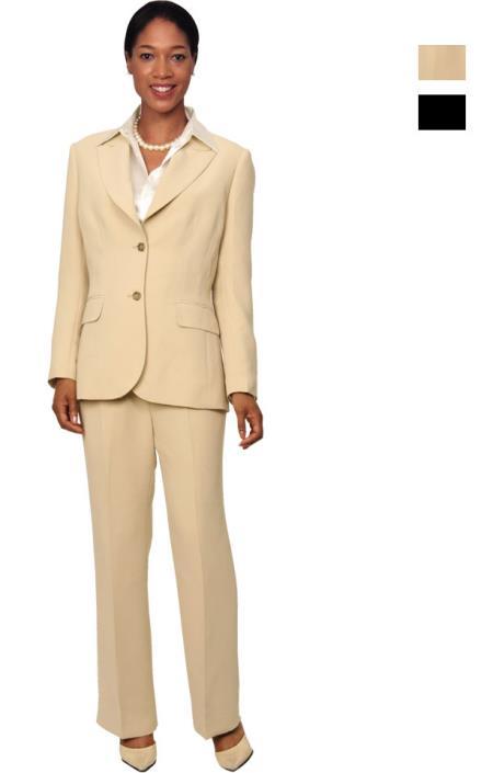 MensUSA.com Women Dress Set Tan, Black(Exchange only policy) at Sears.com
