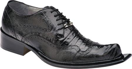 MensUSA.com Belvedere Black Ostrich/Crocodile(Exchange only policy) at Sears.com