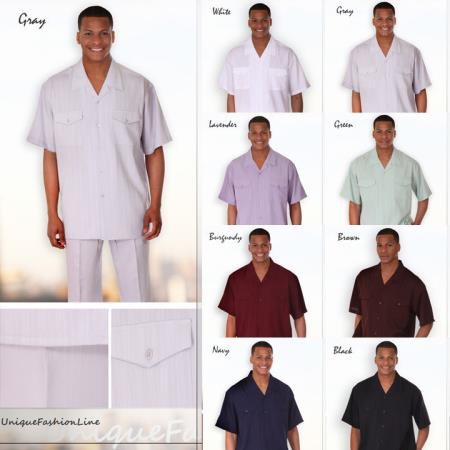 MensUSA.com Men's Luxury Walking Suit M L XL 2XL 3XL 4Xl 5Xl Set(Exchange only policy) at Sears.com