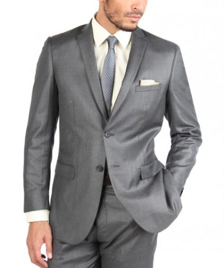 SKU#KA5701 Mens Single Breasted Slim Fit $149