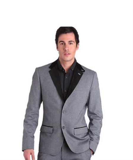 SKU#KA5570 Men Fashion Designer Wedding Groom Tuxedo Dinner Suit Coat Jacket Blazer Trouser $395