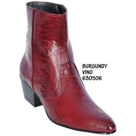 sku ka4927 eel mens boot burgundy maroon wine
