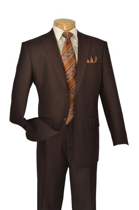 2 Button Mens Suits