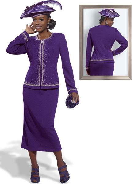 Womens Church Suits-For Stylish Women
