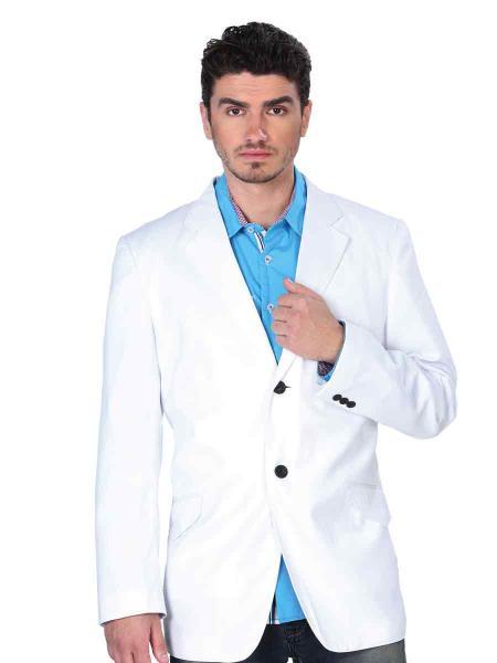 mens white blazer