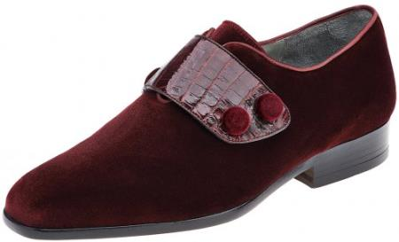 """Fede"" Scarlet Red Genuine"
