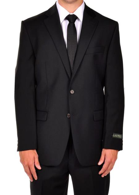 SKU#PN76 Ralph Lauren Black Dress Suit Separates $275